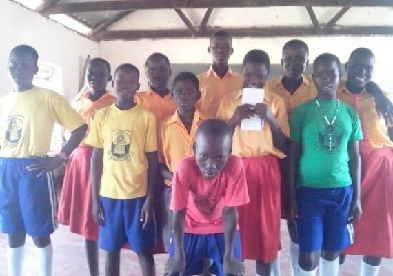 YoungSeeds School Students 4